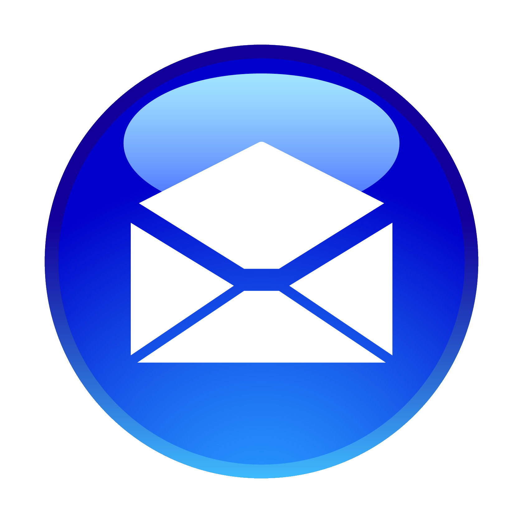 email buttons